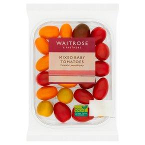 Waitrose Mixed Baby Tomatoes