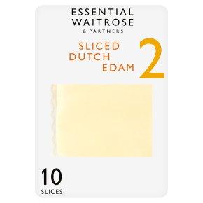 Essential Sliced Dutch Edam 10s Strength 2