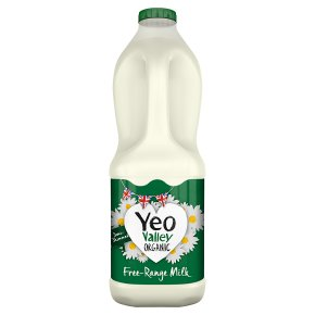 Yeo Valley Semi-Skimmed Milk