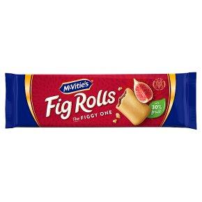 McVitie's fig rolls