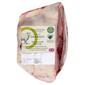 Duchy from Waitrose British Lamb Half Leg