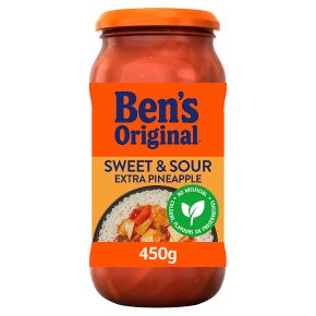 Uncle Ben's Extra Pineapple Sweet Sour