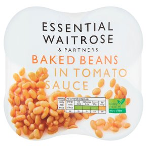 Essential Baked Beans in Tomato Sauce
