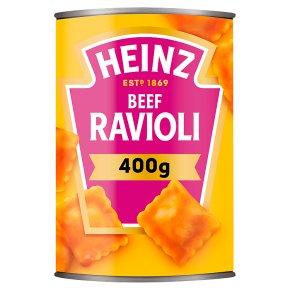 Heinz Beef Ravioli in Tomato Sauce