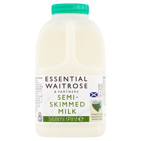 Essential Scottish Semi Skimmed Milk