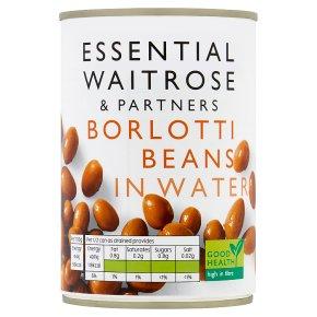 Essential Borlotti Beans