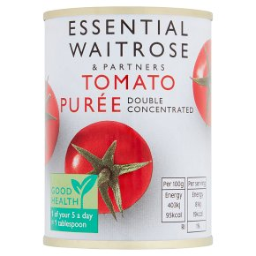 Essential Tomato Purée Double Concentrated
