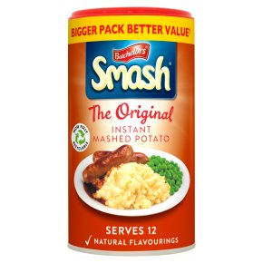 Smash The Original Instant Mashed Potato