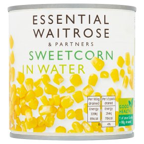 Essential Sweetcorn