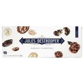 Jules Destrooper Crocante Chocolate Florentines