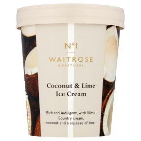 No.1 Coconut & Lime Ice Cream