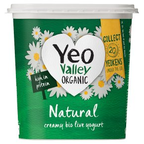 Yeo Valley Natural Bio Live Yogurt