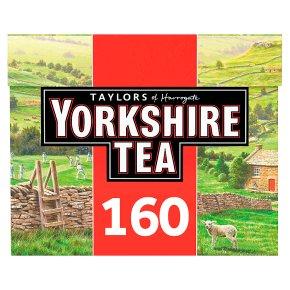 Taylors of Harrogate Yorkshire Tea 160 Tea Bags