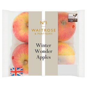 No.1 Winter Wonder Apples