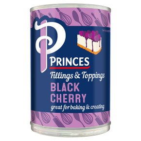 Princes Fruit Filling Black Cherry