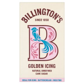 Billington's Golden Icing Sugar