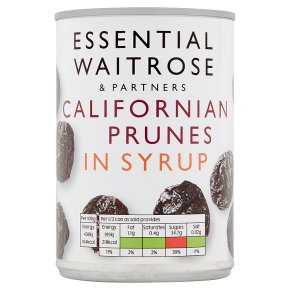 Essential Prunes in Syrup