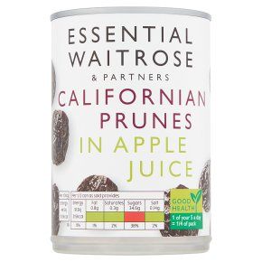 Essential Prunes in Apple Juice