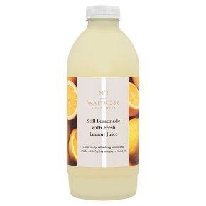 No.1 Still Lemonade with Fresh Lemon Juice