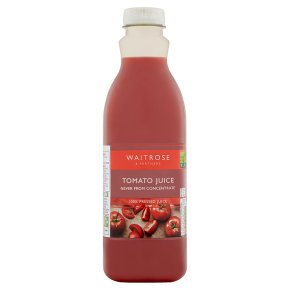 Waitrose Tomato Juice