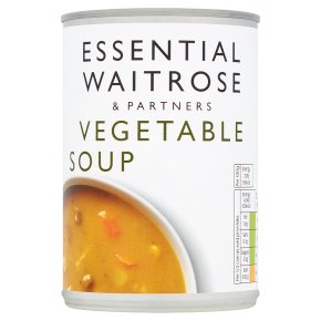 Essential Vegetable Soup