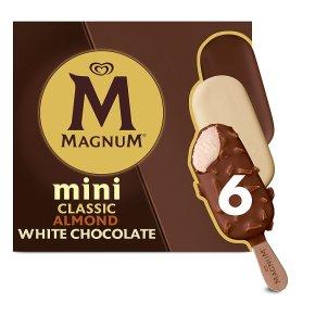 Magnum Mini 6s Classic Almond White