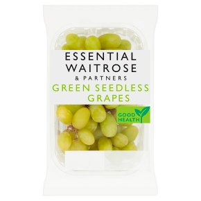 Essential Green Seedless Grapes