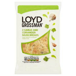 Loyd Grossman garlic & coriander