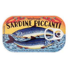 Waitrose sardine piccanti