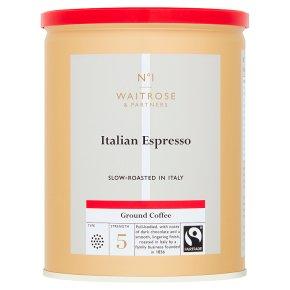 No.1 Espresso Coffee Roasted & Ground