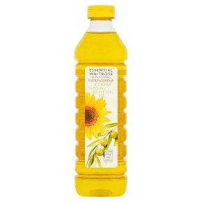Essential Sunflower & Extra Virgin Olive Oil