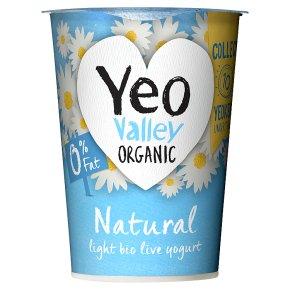 Yeo Valley 0% Fat Natural Yogurt