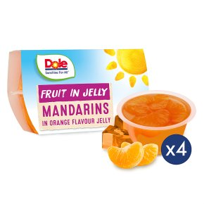 Dole Fruit in Jelly Mandarins