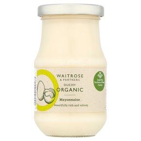 Duchy Organic Mayonnaise