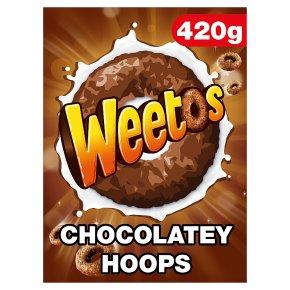 Weetabix Weetos Chocolatey Hoops