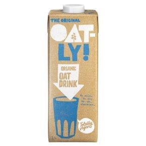 Oatly! Organic Oat Drink