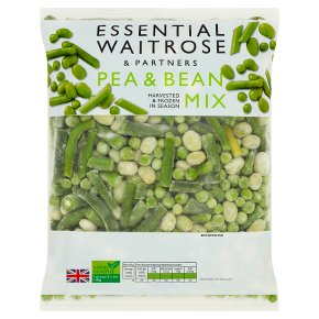 Essential Pea & Bean Mix