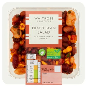 Waitrose Smoky Mixed Bean Salad