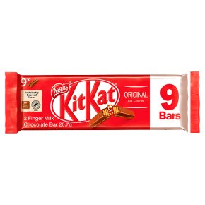 KitKat Milk 2 Fingers