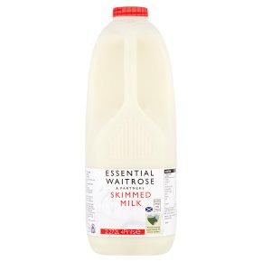 Essential Scottish Skimmed Milk