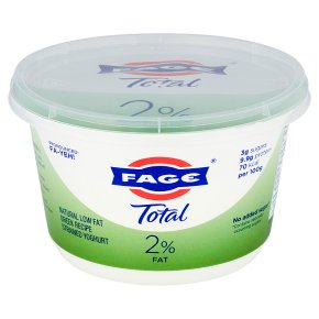 FAGE Total 2% Fat Natural Yoghurt