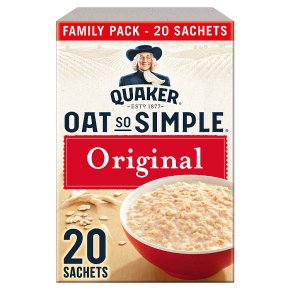 Quaker Oat So Simple Original 20
