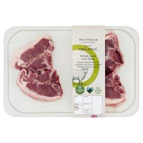 Duchy from Waitrose British Lamb Loin Chops