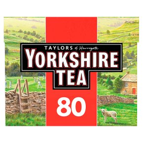Taylors of Harrogate Yorkshire Tea 80 Tea Bags
