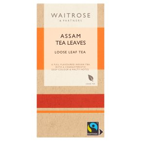 Waitrose Assam Loose Leaf Tea