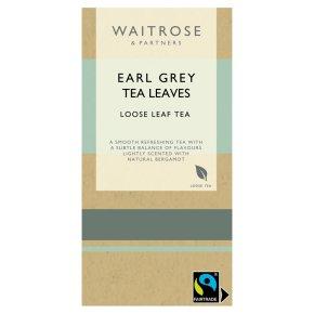 Waitrose Earl Grey Loose Leaf Tea