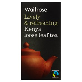 Waitrose Kenya Tea Loose Leaf Tea