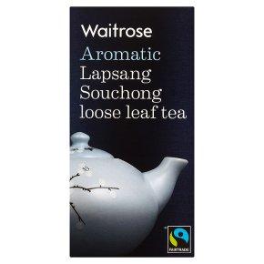 Waitrose Lapsang Souchong Loose Leaf Tea