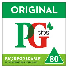 PG Tips Original 80 Pyramid Bags