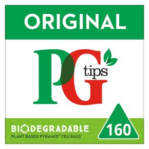 PG Tips Original Tea Bags 160